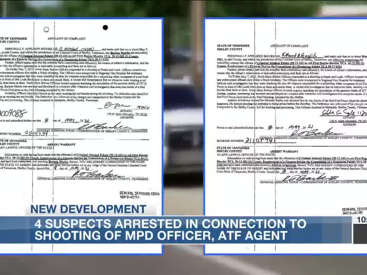 Court documents detail events of shooting involving ATF agent, MPD officer