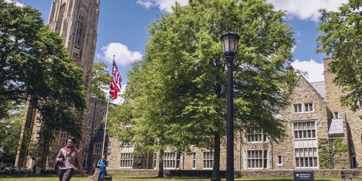 Rhodes College ranks 2nd for top colleges, universities in Tennessee