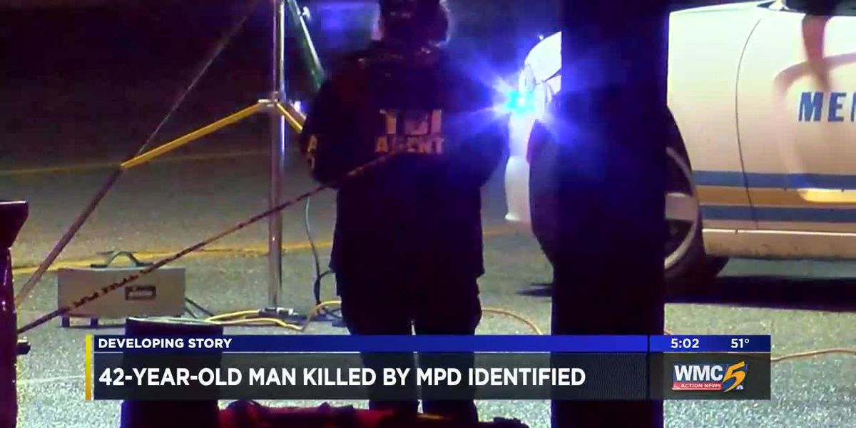 Investigators say man shot and killed by Memphis police was armed with BB gun