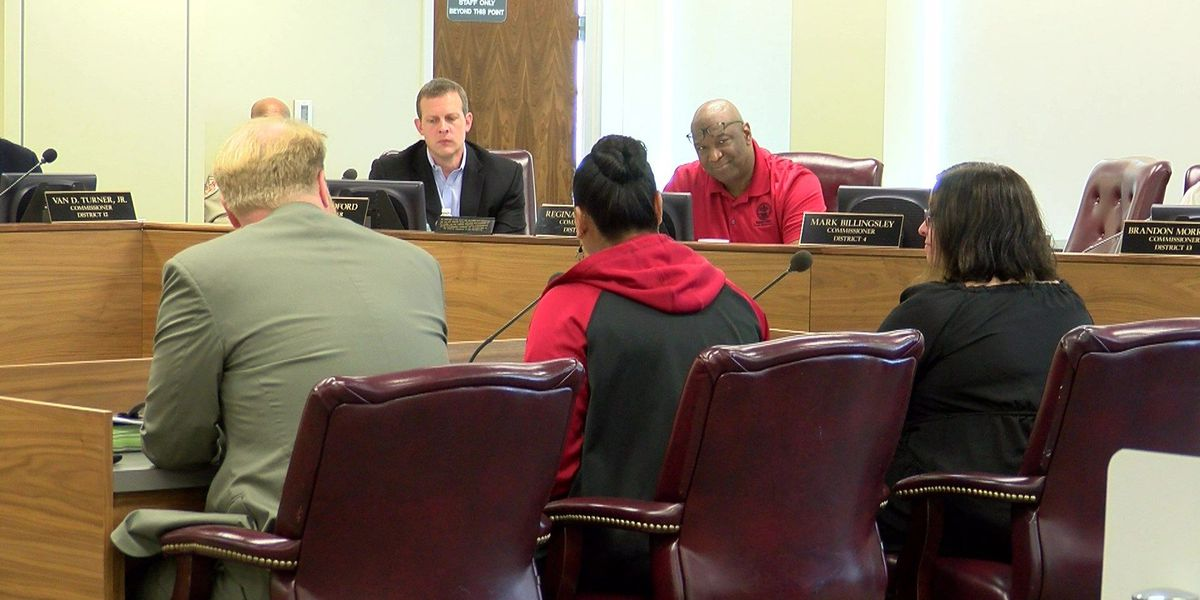 New Shelby County Commission holds first meeting of new term