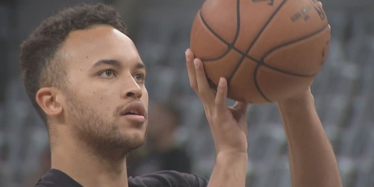 Grizzlies forward Kyle Anderson looks for offensive growth in Memphis