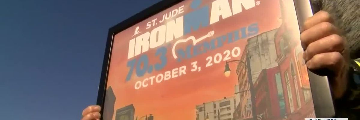 St. Jude IRONMAN 70.3 Memphis Triathlon canceled for 2020