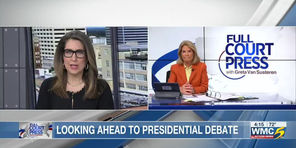 Greta Van Susteren previews what to expect from the first presidential debate