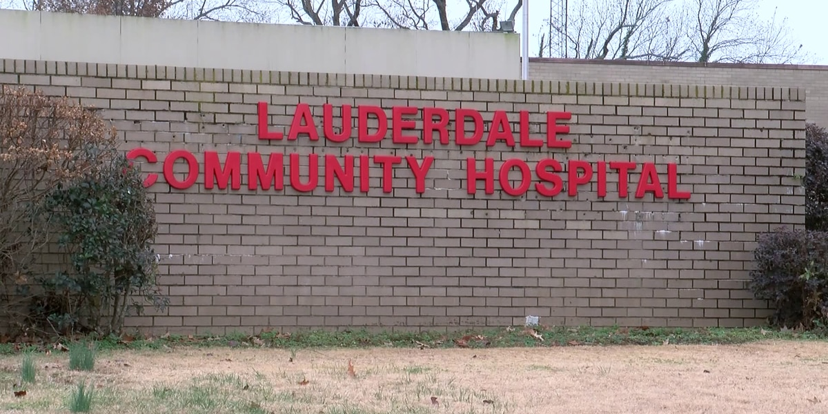 Lauderdale County leaders lay out plan to rescue struggling hospital