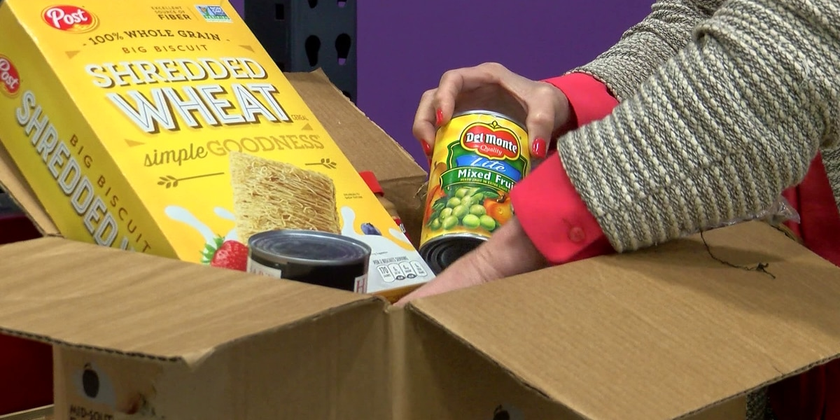 Local organizations provide meals for those getting tested for COVID-19
