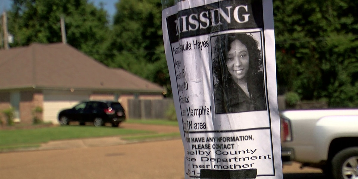 Deputies resume search for Taquila Hayes in area of her home