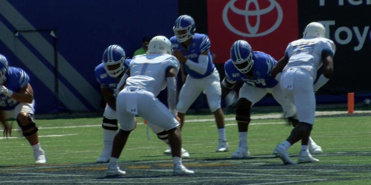Memphis leads nation in 4th down conversions