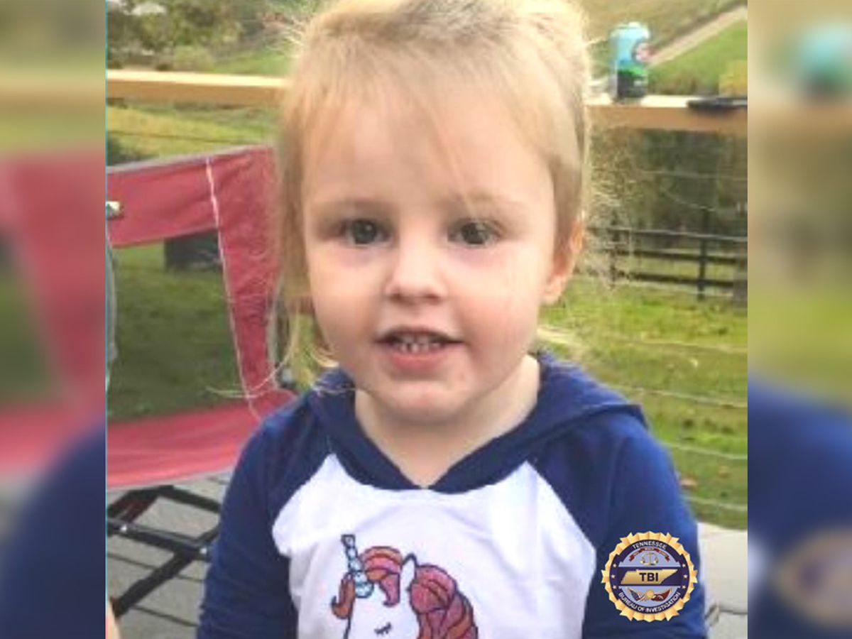 TBI: 2-year-old girl found safe after Amber Alert issued from Sullivan County