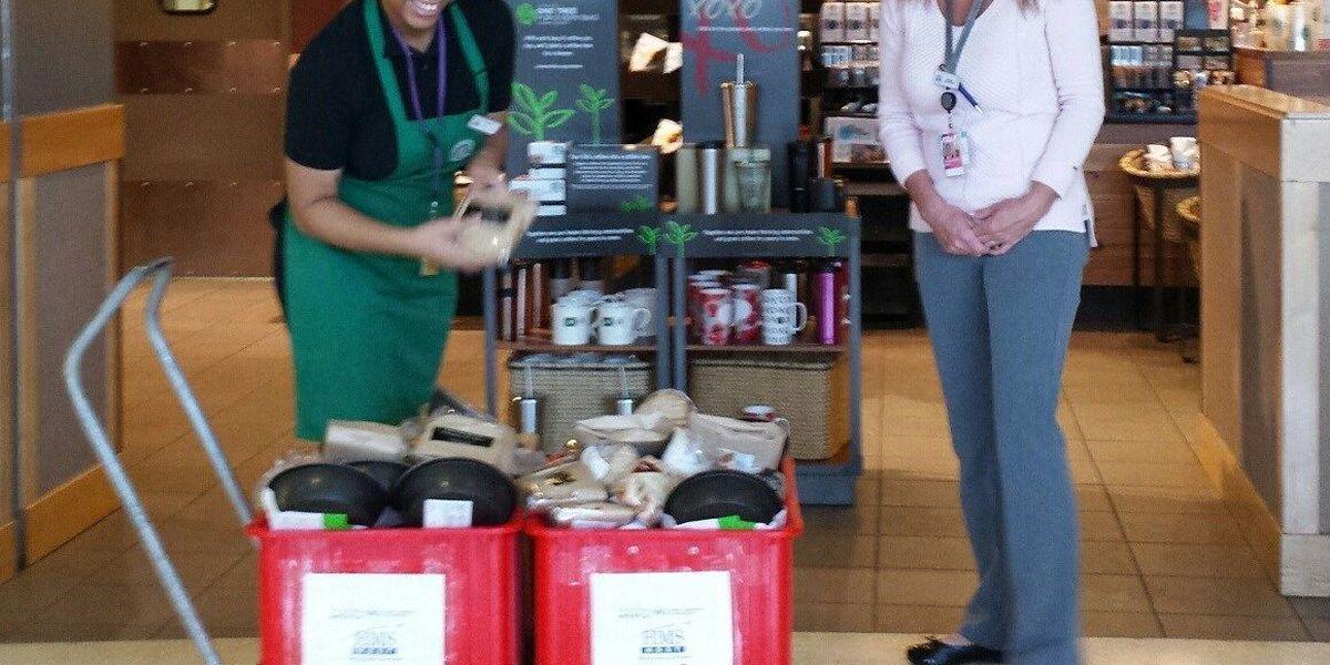 Memphis airport restaurateur HMSHost fights local hunger