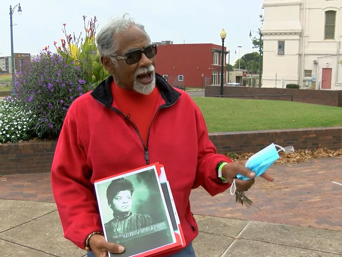 Group raising money to erect statue on Beale Street honoring journalist and activist Ida B. Wells