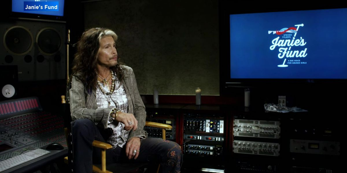 Steven Tyler partners with Youth Villages to create haven for abused girls