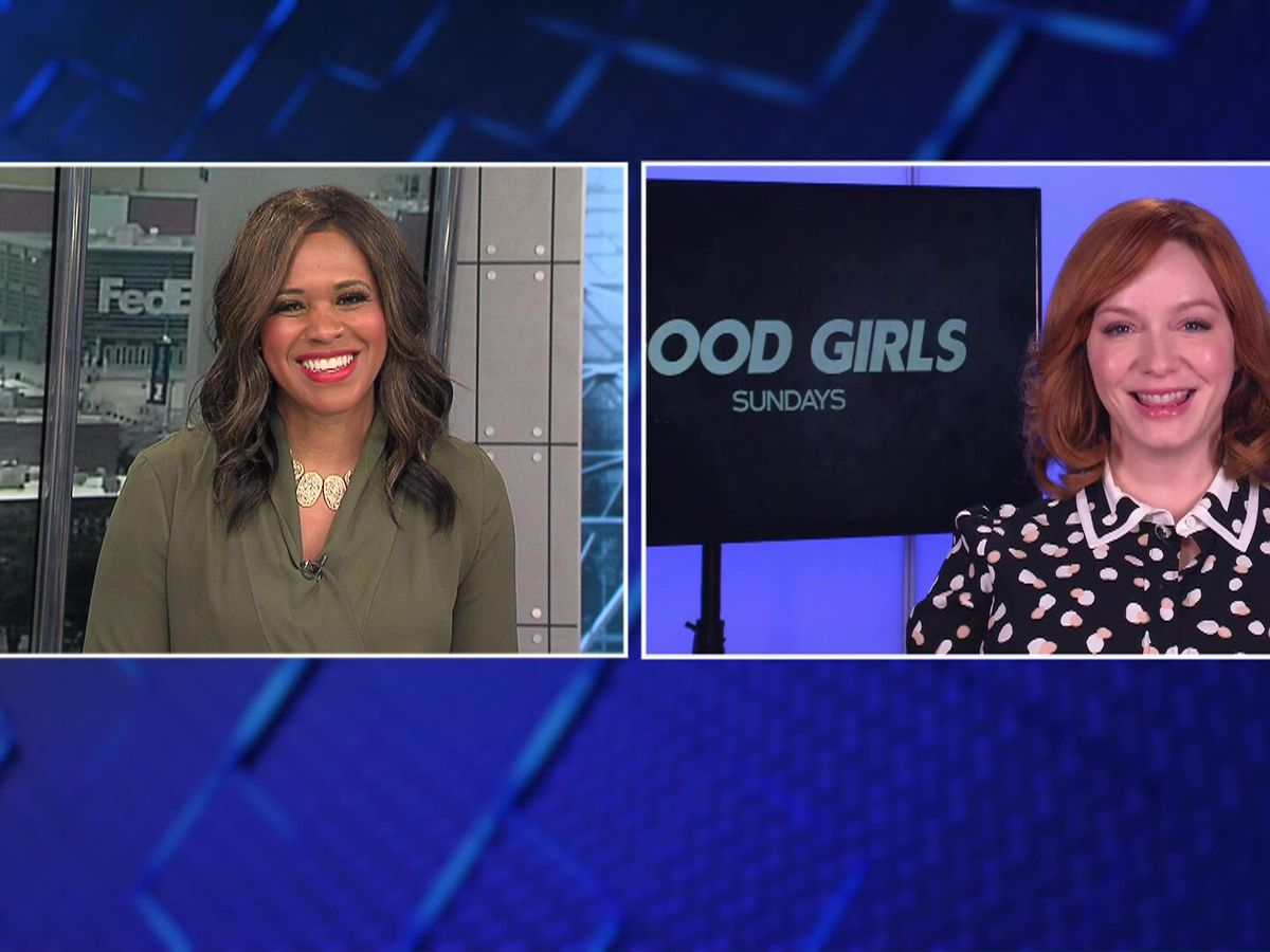 Christina Hendricks from NBC's 'Good Girls' previews Season 2