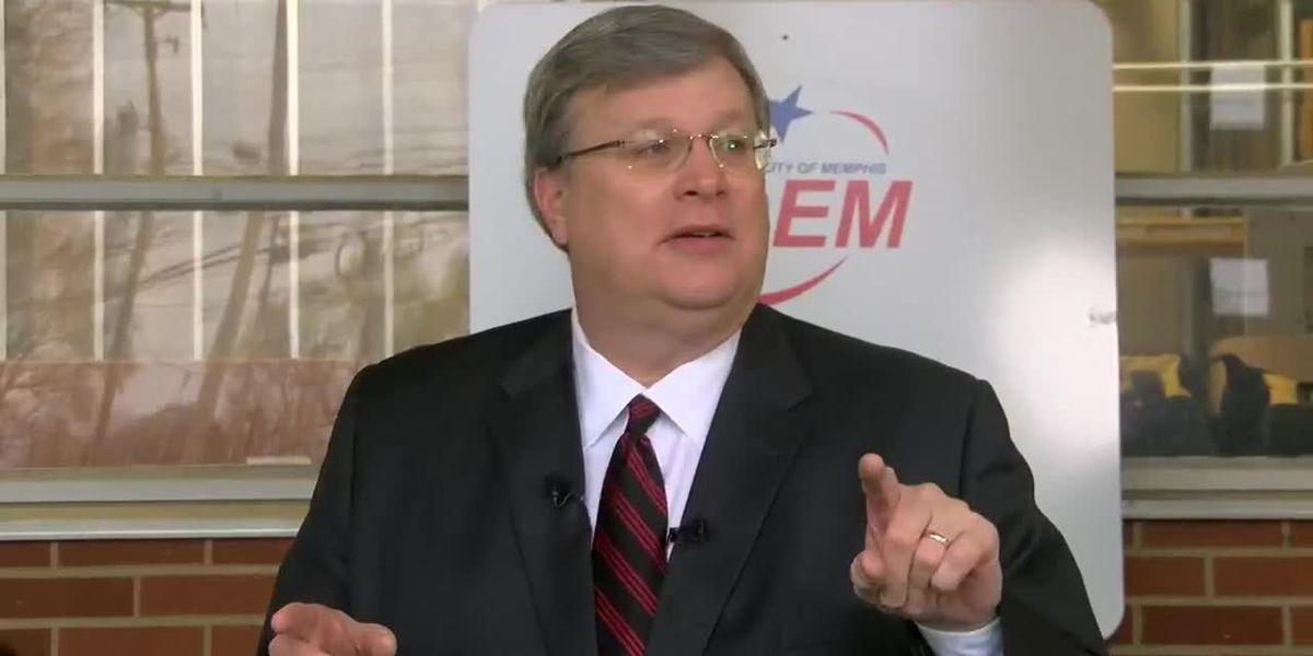 Strickland kicks off Mayor's Meal Challenge benefitting the Mid-South Food Bank