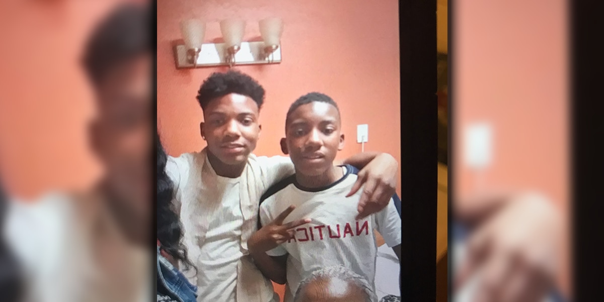 Police searching for missing 12 and 13-year-old boys in Memphis