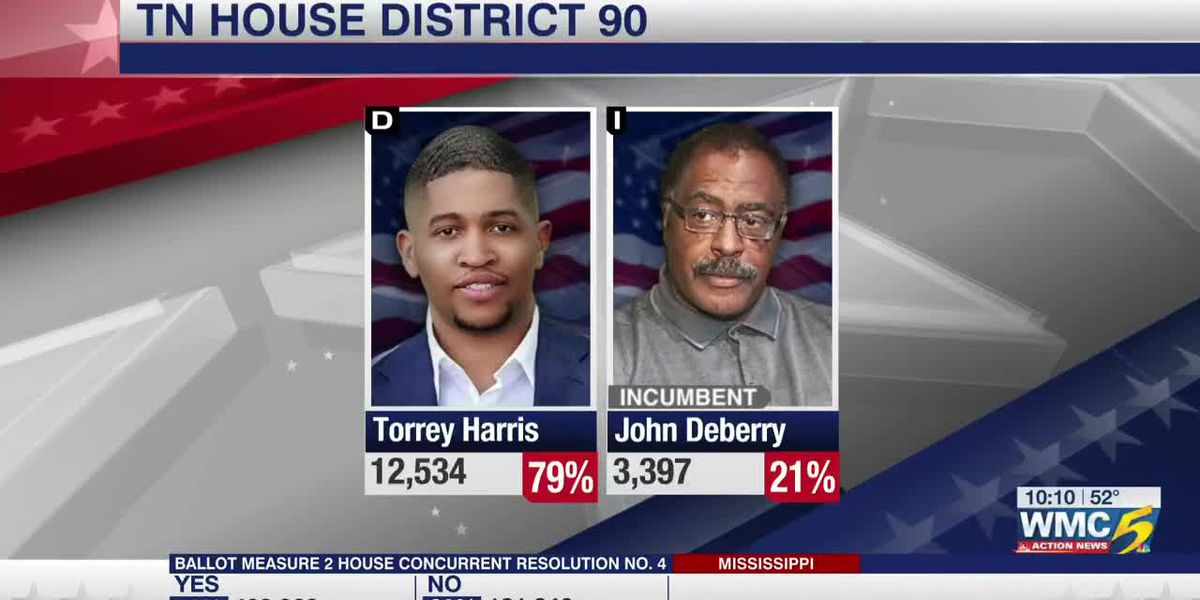 Torrey Harris on race for district 90