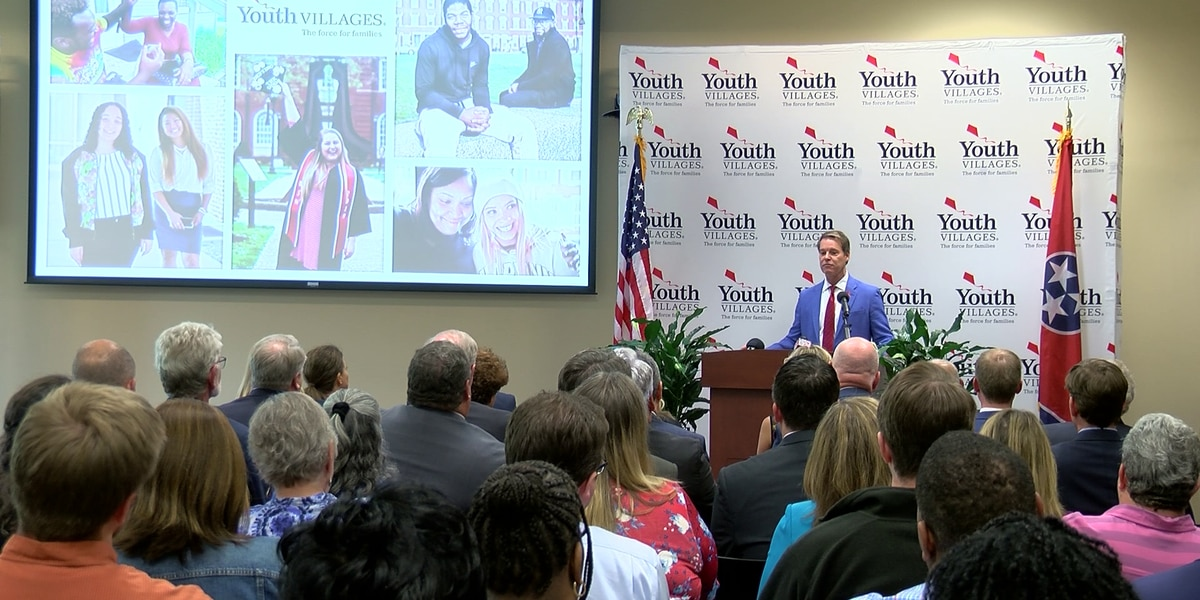 Gov. Lee announces new foster care support funding