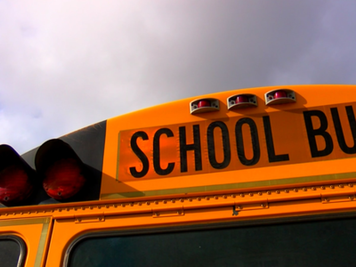 Mississippi school board considering action against 1st grader who brought BB gun onto school bus, superintendent says