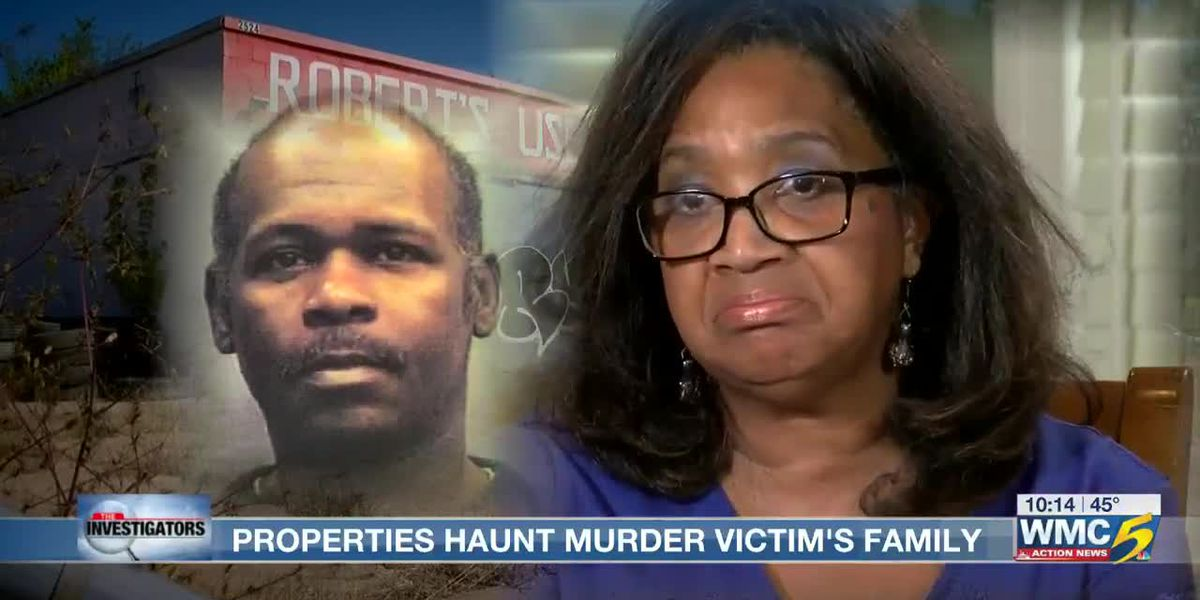 The Investigators: After he was murdered, his wife got his killer's properties and thousands of dollars in back taxes