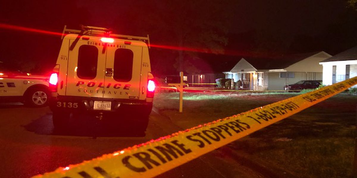 Man critical after shooting at Southaven home