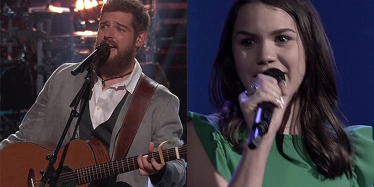 Mid-South natives among final 24 on 'The Voice'