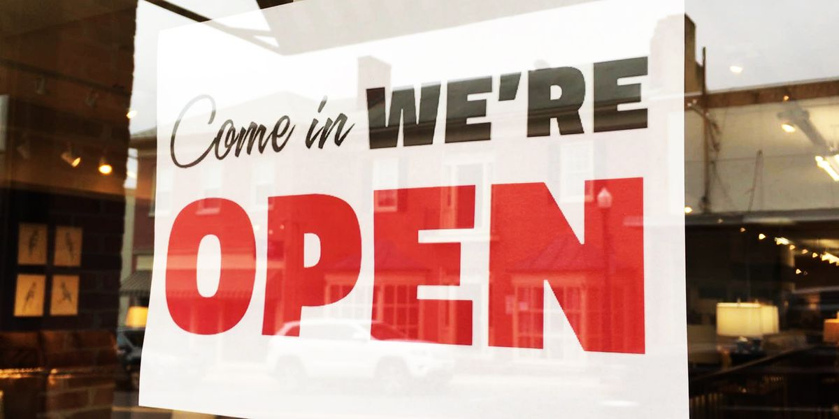 Shop local: See what businesses are open or list your business here
