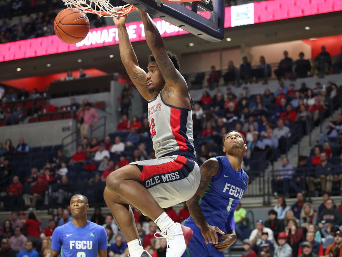 Rebels enter top 25 after big week