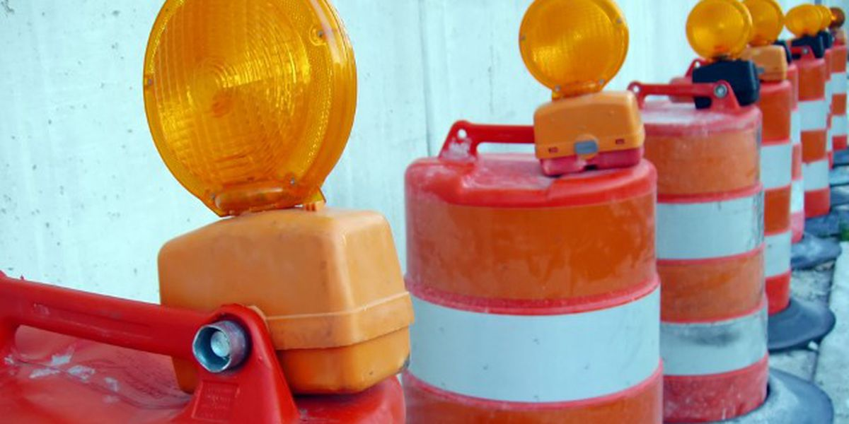 I-240 will close again this weekend for road work