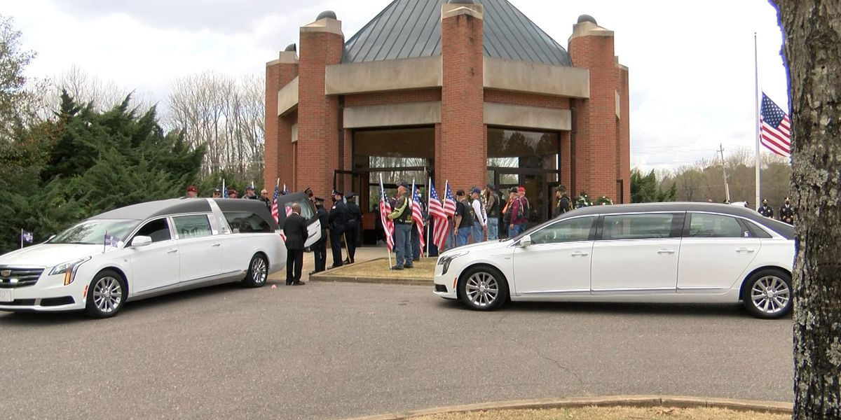 MPD officer struck by suspected drunk driver laid to rest