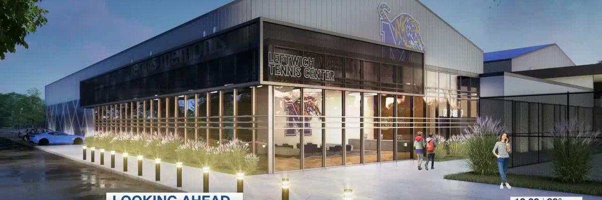 Leftwich Tennis Center ready for $19M expansion