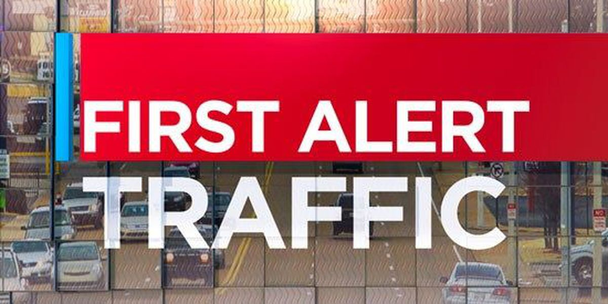 Crews to close lanes, repair bridge on I-240