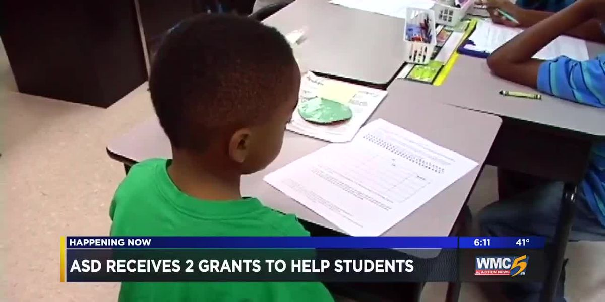 Achievement School District receives 2 grants to help students