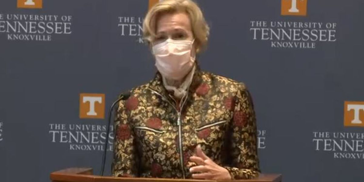 White House's Dr. Birx visits University of Tennessee to discuss COVID-19 response