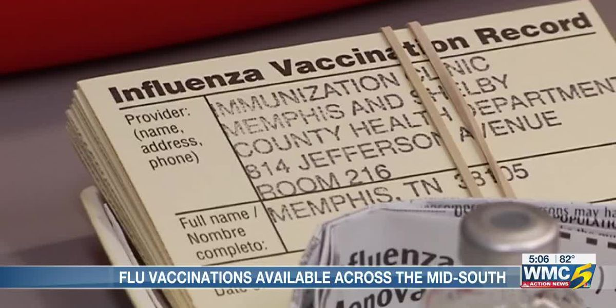Shelby County Health Department now offering flu vaccinations