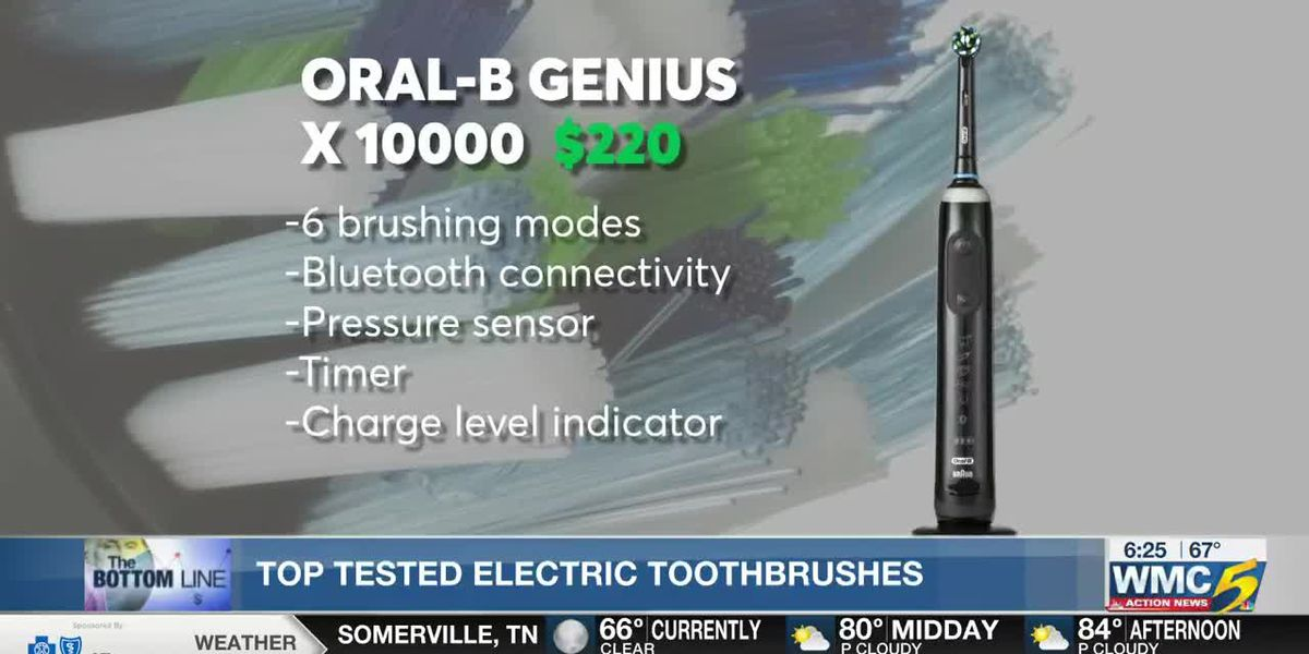 Bottom Line: Top tested electric toothbrushes
