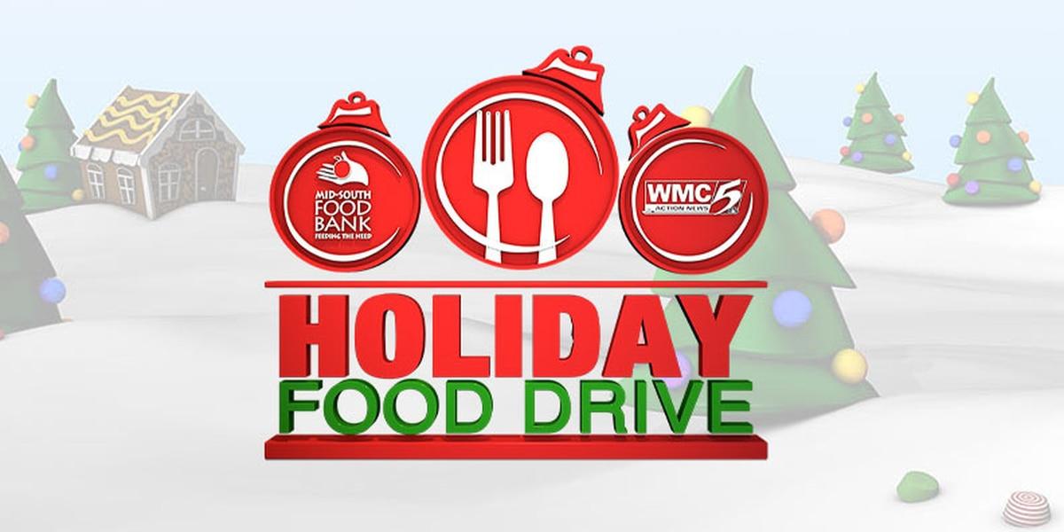 WMC Holiday Food Drive raises more than $132K for Mid-South Food Bank