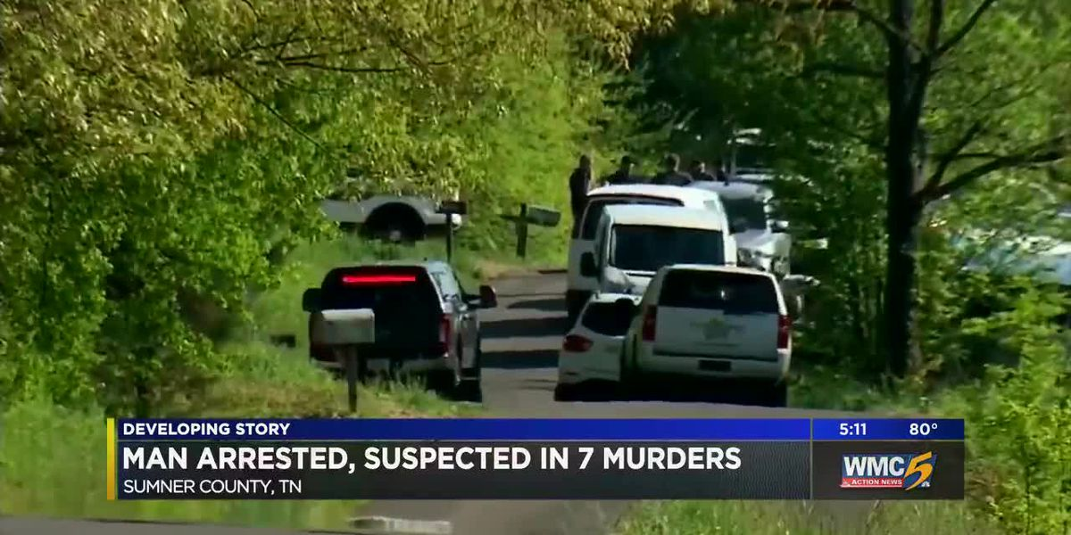 TBI: Sumner County murders mark Tennessee's deadliest homicide event in at least 20 years