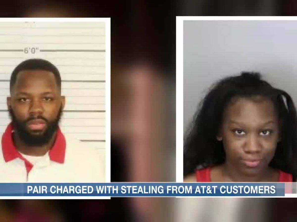 Bond set at $2M for couple at the center of 'elaborate' AT&T fraud scheme