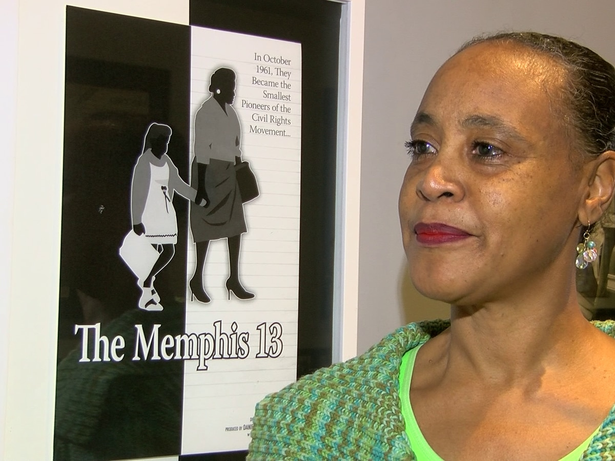 Mural to honor historic moment in Memphis integration