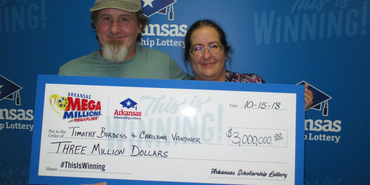 arkansas mega millions numbers