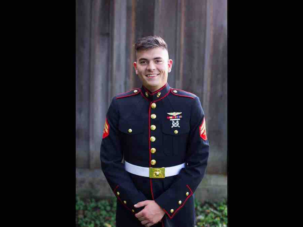 Mid-South native among five missing Marines, friends say