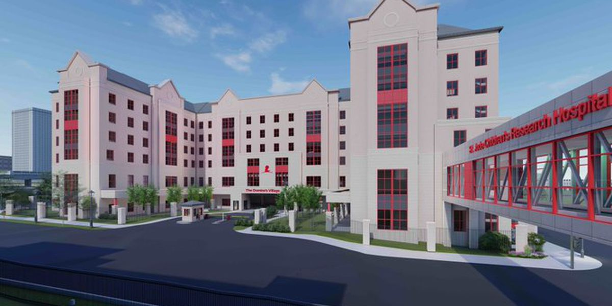 Domino's commits to donate $100M as St. Jude begins construction for new patient housing facility