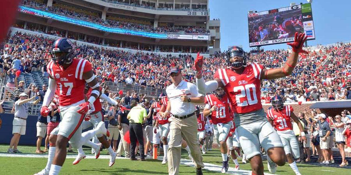 Ole Miss releases names of boosters, businesses listed in NCAA notice of allegations