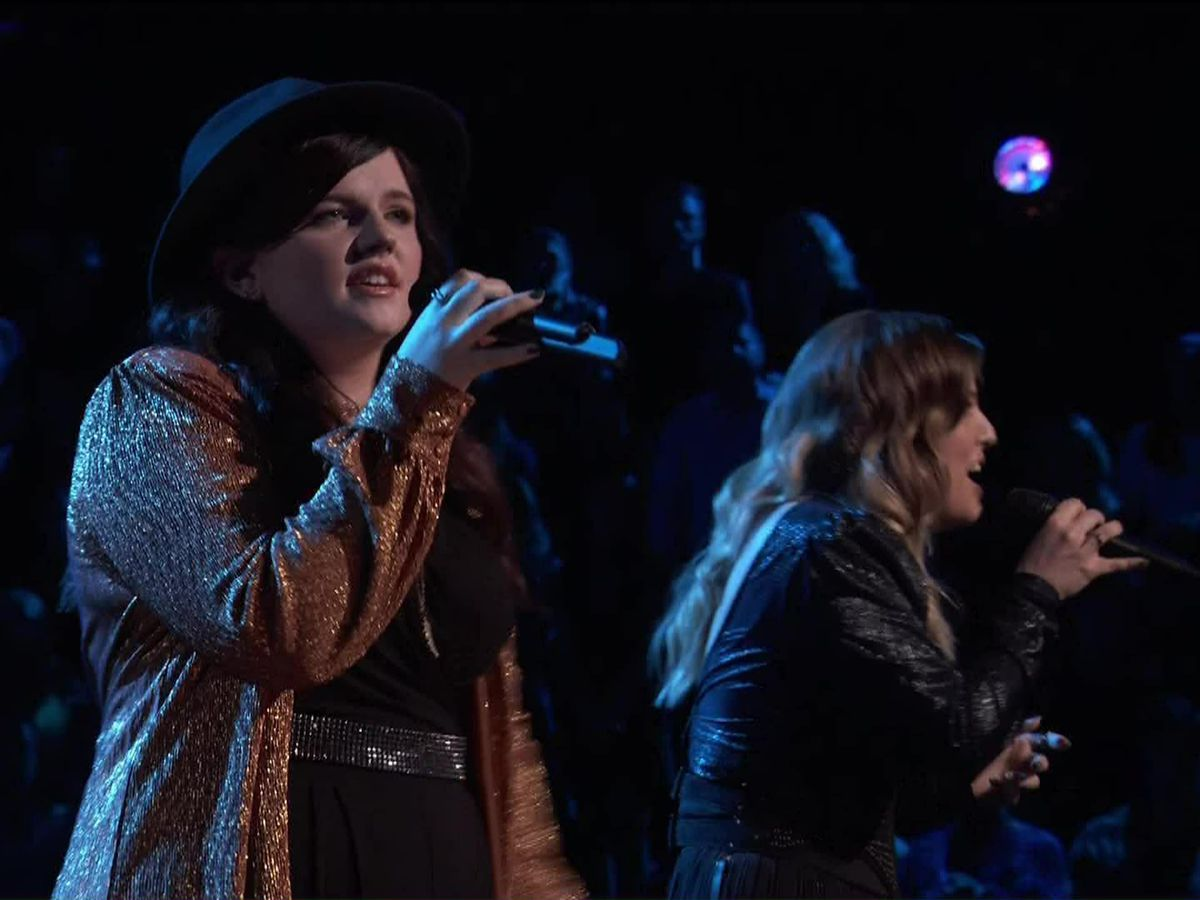 Memphian Savannah Brister performs Adele hit on 'The Voice'