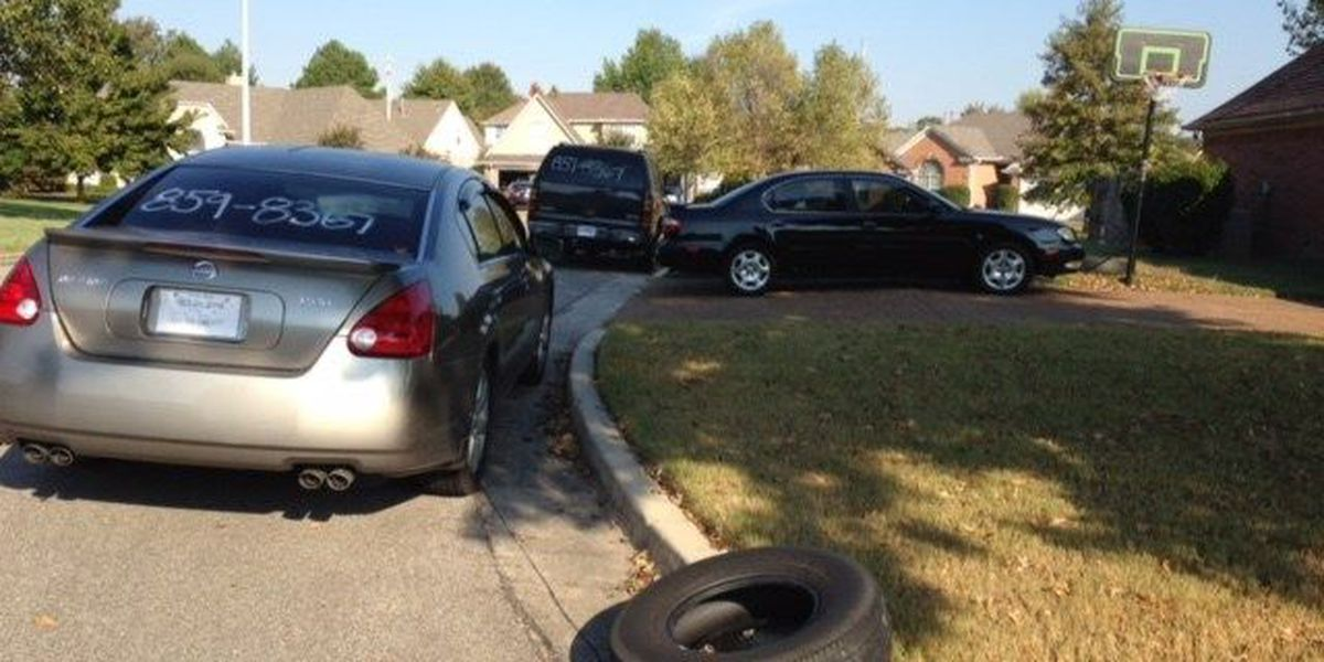 ANDY'S CONSUMER TIP OF THE DAY: signs of a 'curbstoner'