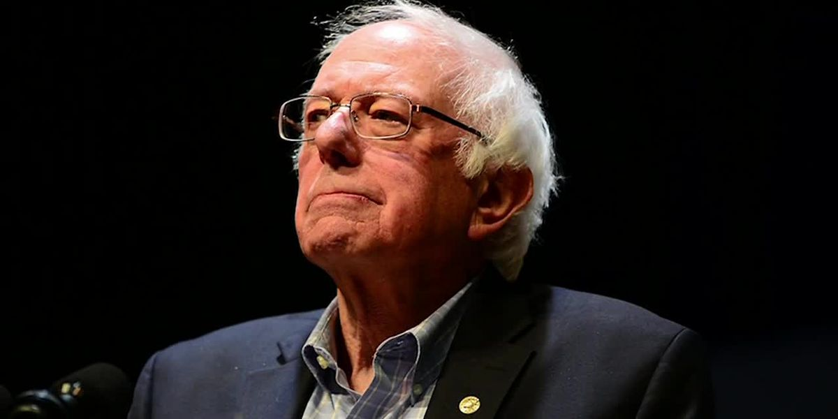 Sanders announces 2020 presidential run
