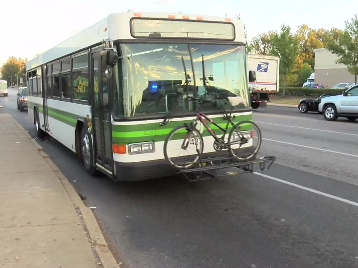 Bus lanes planned for rapid transportation route