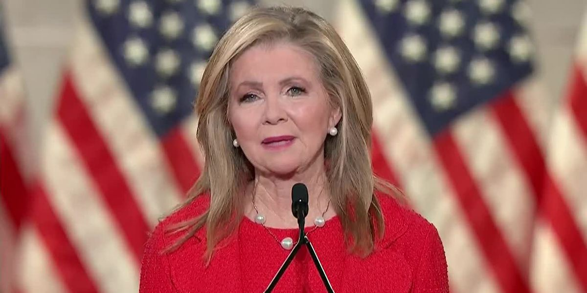 Sen. Marsha Blackburn says she will vote to certify election results