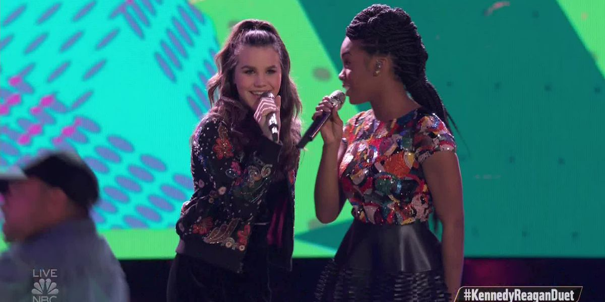 Mid-South teen teams up for duet on 'The Voice'