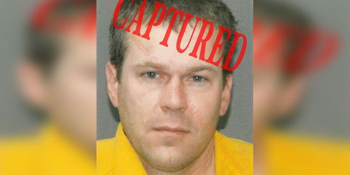 'Black Bag Bandit' captured in Mississippi