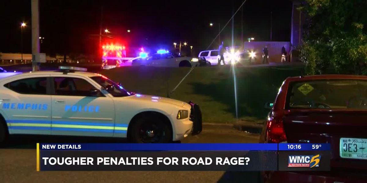 Tougher penalties for road rage?